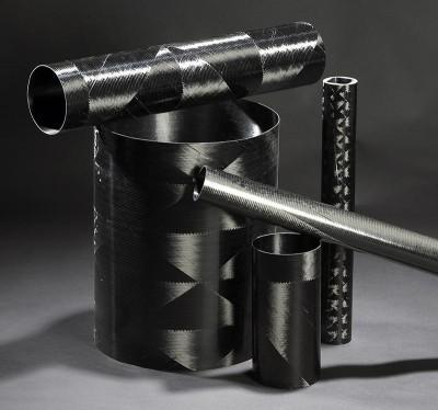 Ensemble tubes enroulement filamentaire